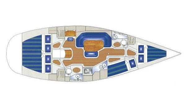 Navalia - Imbarcazione Vektor 401 8