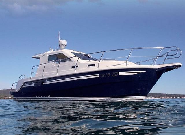 Navalia - Imbarcazione Vektor 950 1