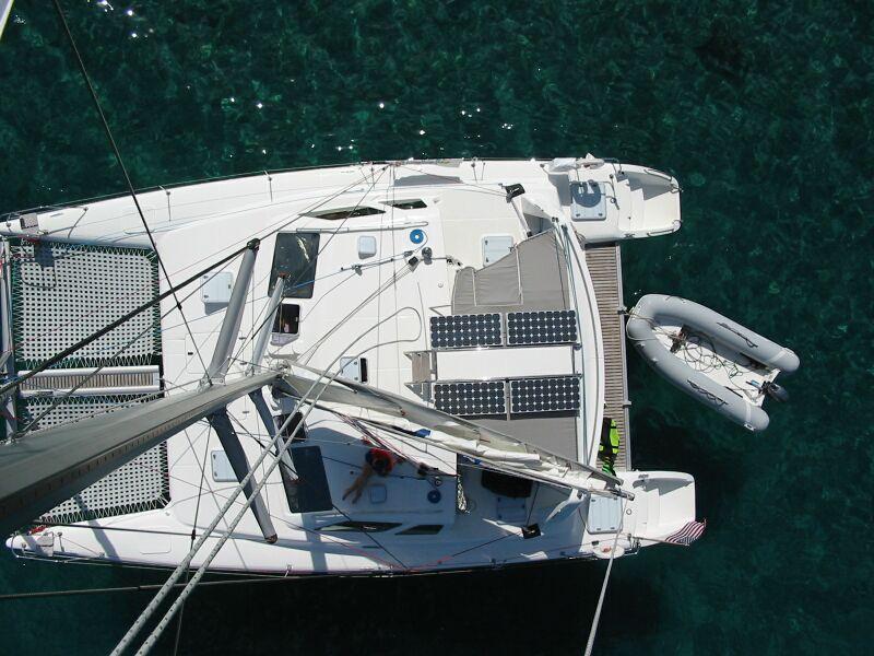 Navalia - Imbarcazione Voyage 440 1