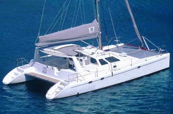 Navalia - Imbarcazione Voyage 440 2