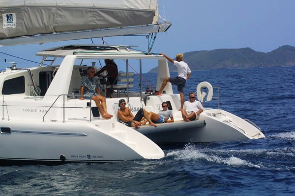 Navalia - Imbarcazione Voyage 440 3