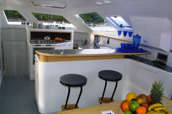 Navalia - Imbarcazione Voyage 440 5